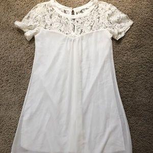 Vanberfia Babydoll Dress
